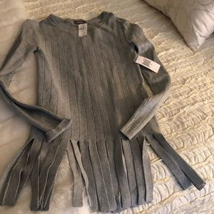 Neiman Marcus sweater nwt xs